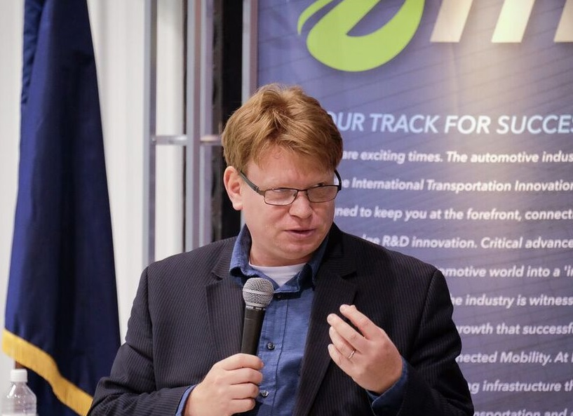 Joachim Taiber Speaks at Electromobility Conference in Germany