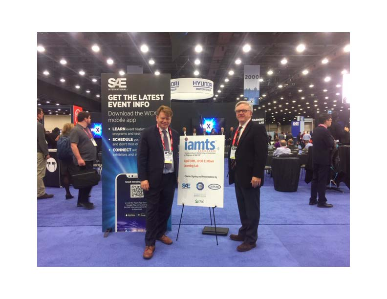 ITIC Becomes Charter Member of IAMTS