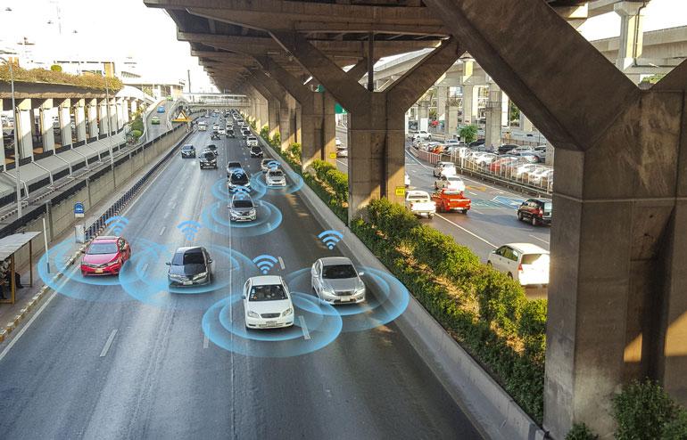 Car Tech is Speeding Down the Fast Lane